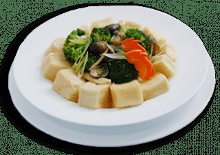 Soft Tofu Veggie Stir Fry