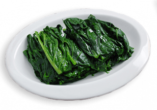 Broccoli Leaves in Oyster Sauce
