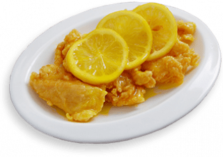 Boneless Honey Lemon Chicken